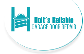 Holt's Reliable Garage Door Repair - Logo
